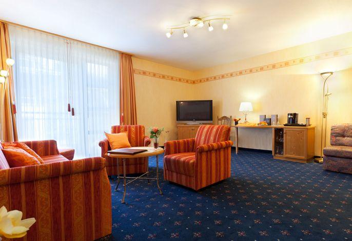 Zimmeransicht Suite 49 m²