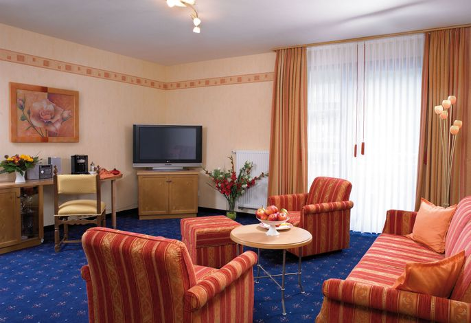 Zimmeransicht Suite 42m²