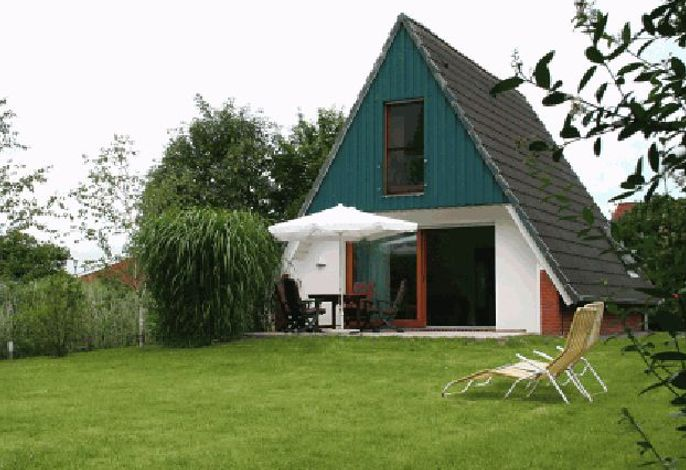 Haus mit Garten und terasse