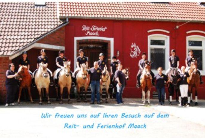 Maack, Reit- und Ferienhof