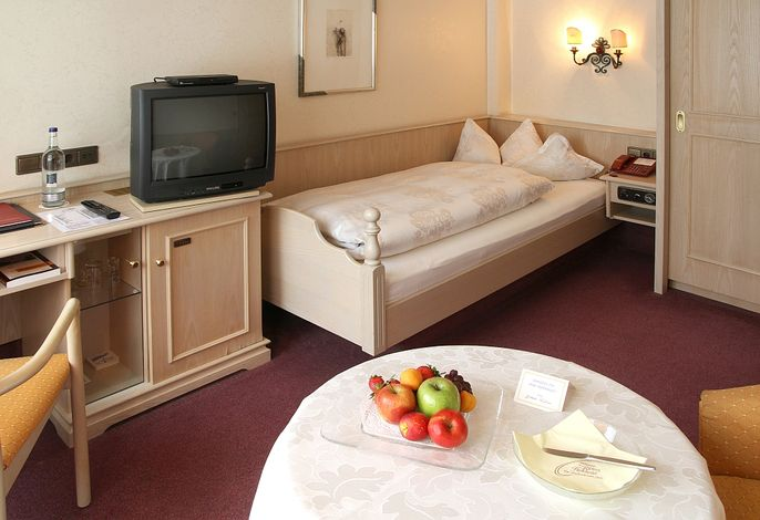 Rüters Parkhotel Einzelzimmer