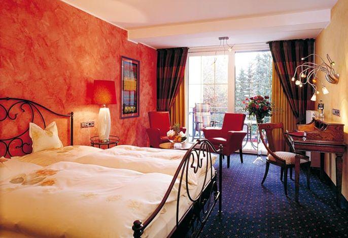 Rüters Parkhotel Komfort-Doppelzimmer