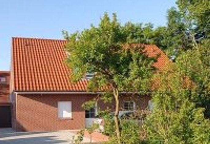 Heyken, Burggaststätte, neues Gästehaus - Werdum