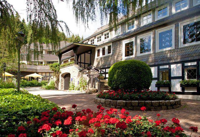 Außenansicht Romantik Hotel Stryckhaus