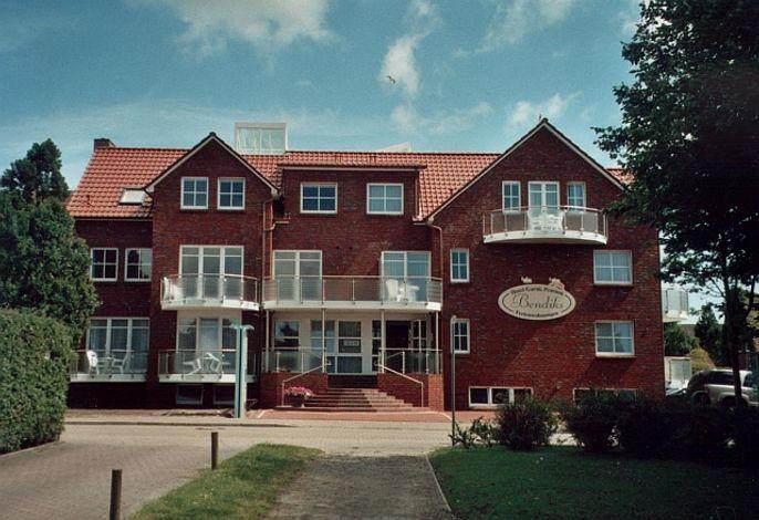 Flair Hotel Garni Bendiks - Wangerland / Horumersiel-Schillig / Weser-Ems