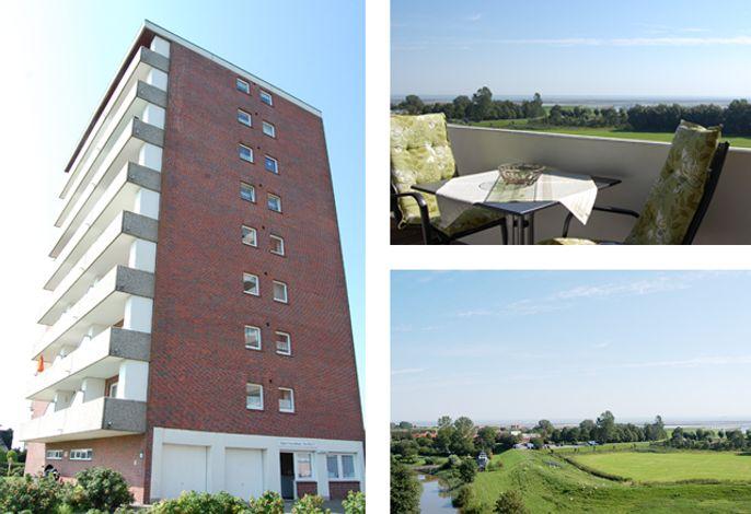 Appartementhaus - Wangerland / Horumersiel-Schillig / Weser-Ems