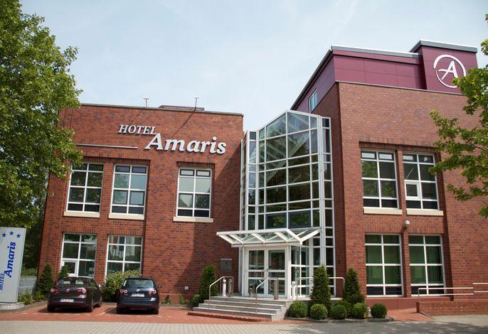 Aussenansicht Hotel Amaris Bremerhaven