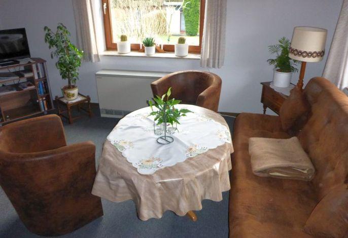 Gemütliche Sitzecke im Wohnimmer