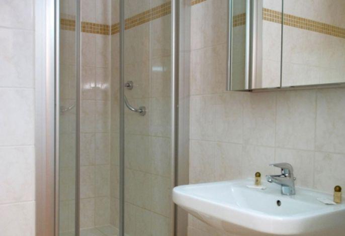 Doppelzimmer Matrose Einzelnutzung Bad