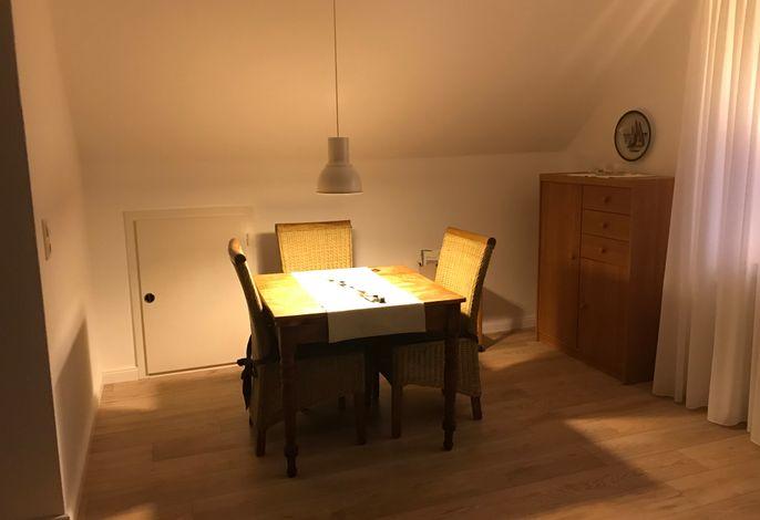 Wohnzimmer - Diese Wohnung hat keinen Balkon