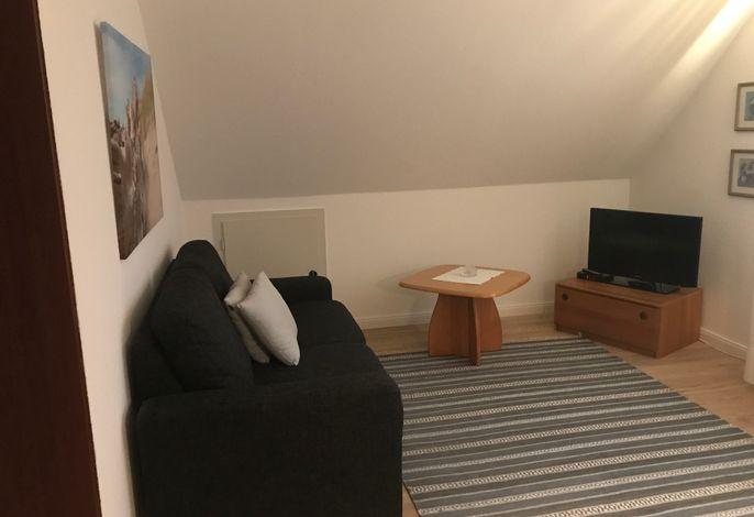 Wohnzimmer - Diese Wohnung hat keinen Balkon.