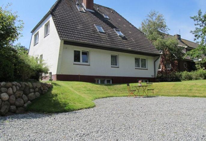 Haus Knurrhahn Nordseite