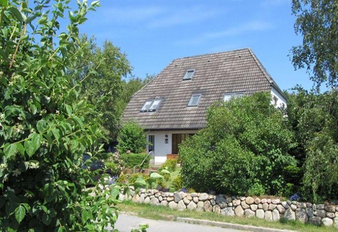 Haus Knurrhahn Südseite