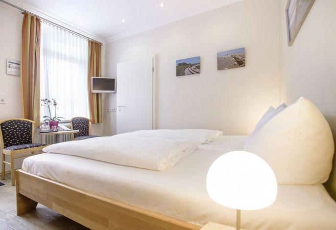 Zimmerbeispiel Doppelzimmer-Nebenhaus