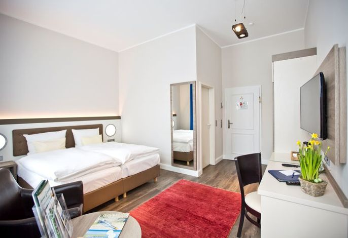Zimmerbeispiel Doppelzimmer Comfort