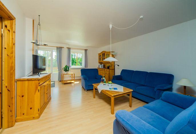 Lachmöwe - Wohnzimmer