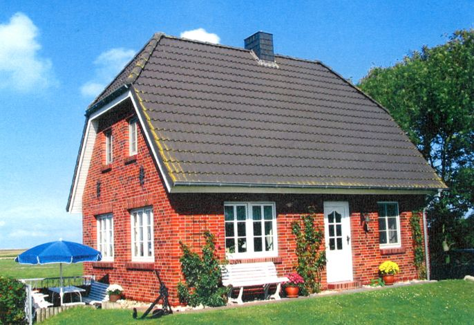 Silkes Hus, Südseite