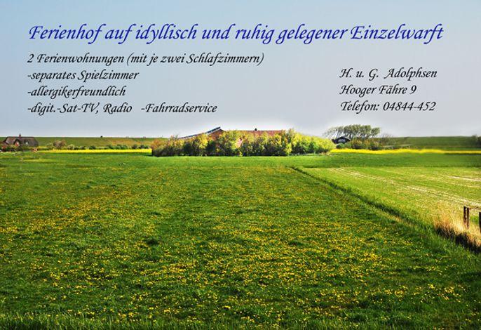 Ferienhof Gretchen Adolphsen