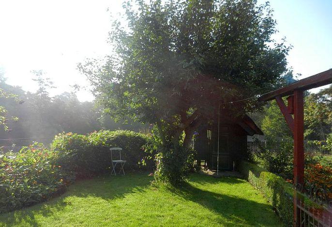 Kleines Gartenhäusschen