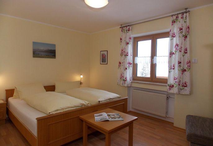 Fewo Weissensee - Schlafzimmer