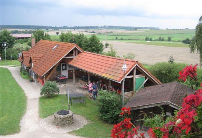 Gemeinschaftshaus Grillplatz