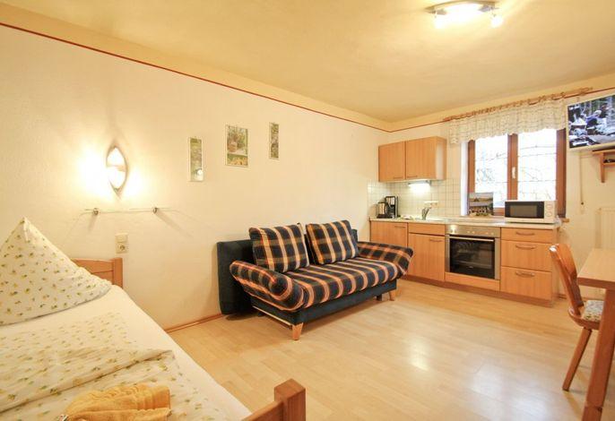 Einzelzimmer Holunderbusch