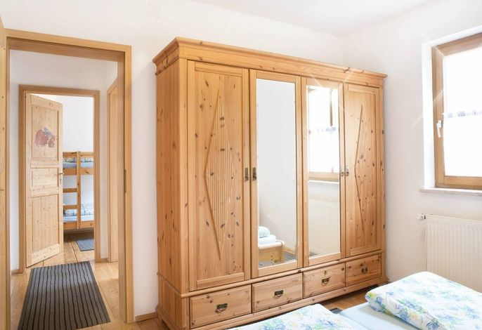 Spechthöhle - Schlafzimmer