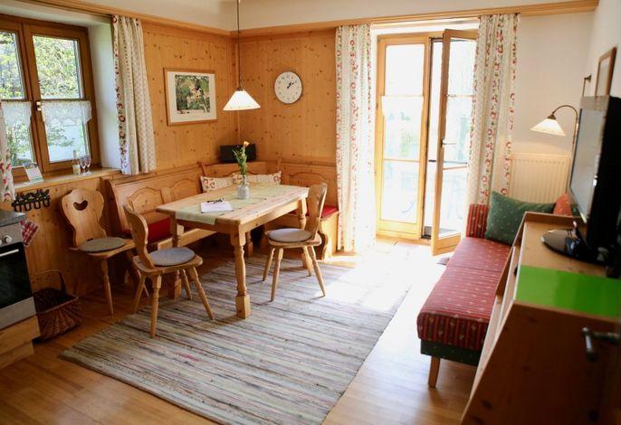 Ferienwohnung Sonneneck - Wohnküche