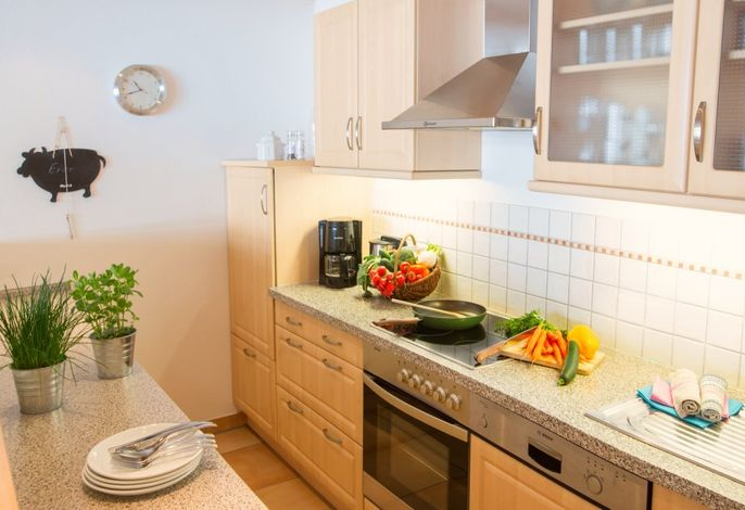 Sonnenstube Küche