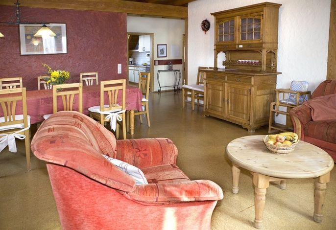 Erntedank-Wohnzimmer