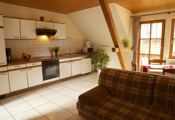 Küche Wohnung Pfauensitz