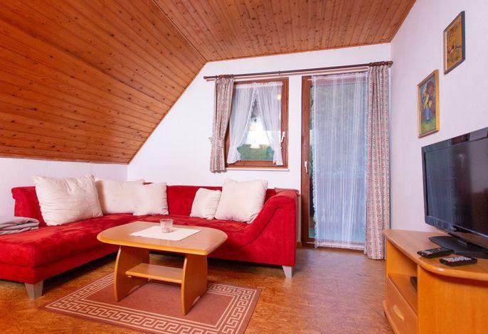 Fewo 2 - Wohnzimmer