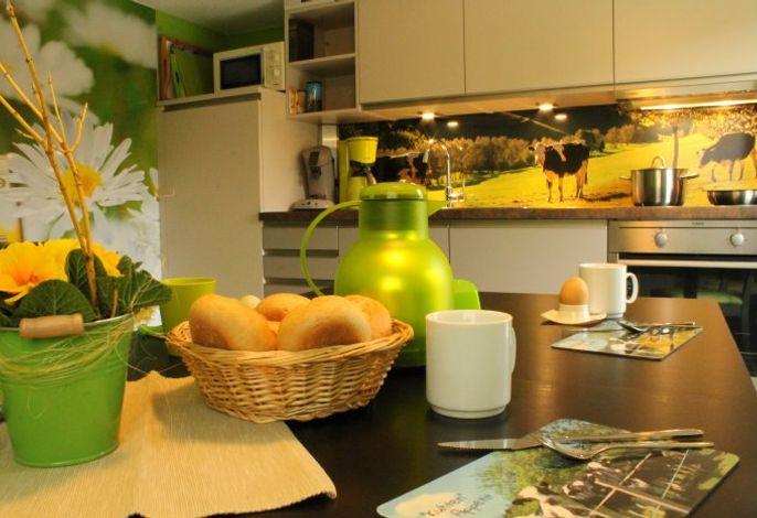 Küche Gänseblümchen