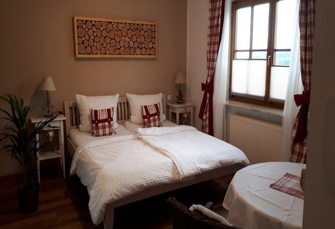 Appartement Schlafzimmer