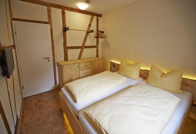 Ferienwohnung Heinrichsruhe - Schlafzimmer