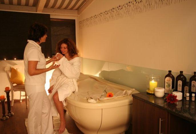 Massagen und kosmetische Behandlungen