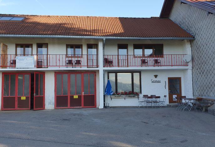 Gästehaus Frontview