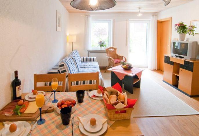 Wohnzimmer 2-Zimmerwohnung