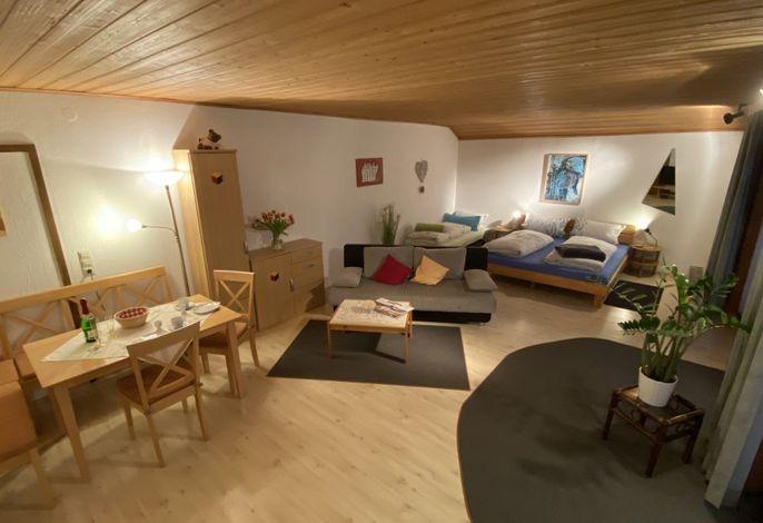 Appartement bis zu 3 Betten