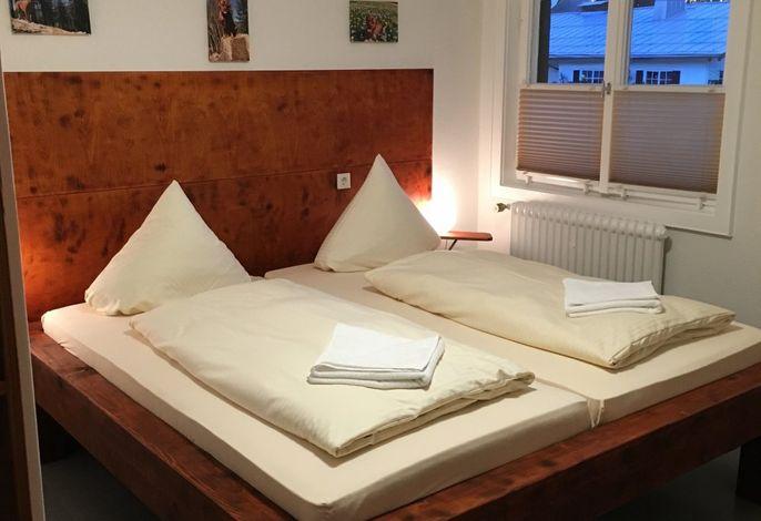 Doppelbett - Zimmer Nr.9