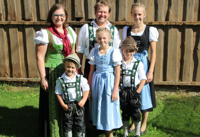 Familie Jäck - Ihre Gastgeber
