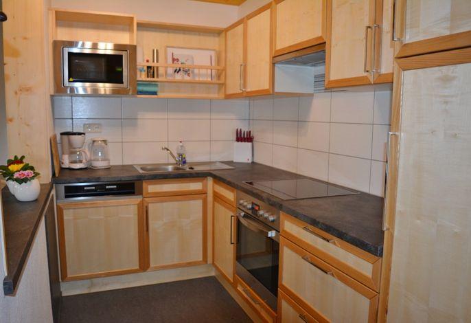 Küche Fewo Stoffelberg