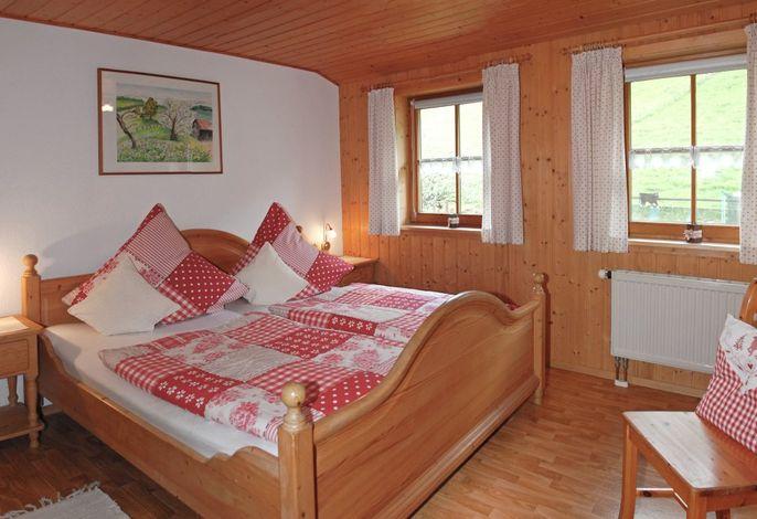 Schlafzimmer Waldblick