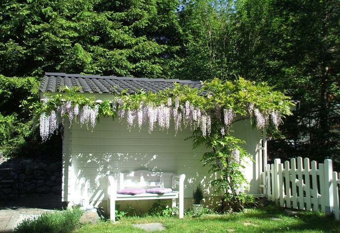 Gartenhaus Allgäuvilla Scheidegg