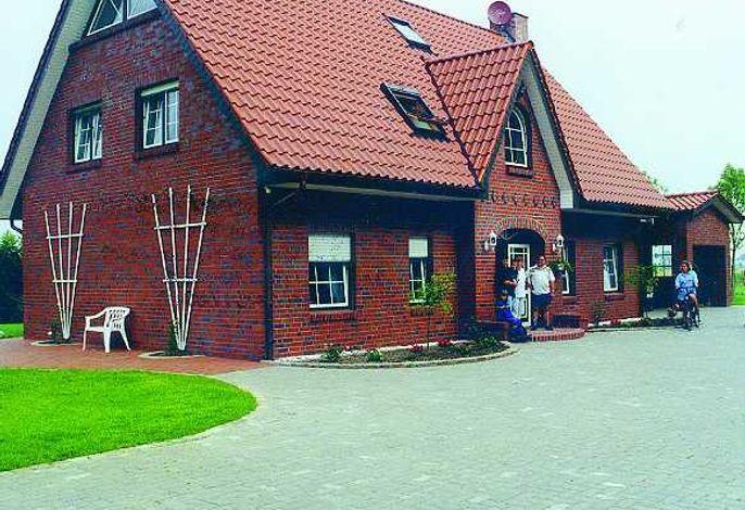 Gästehaus auf dem Ferienhof Lafrenz