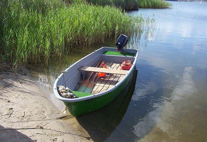 hauseigene Boote