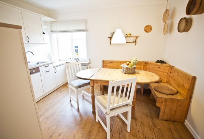 Fewo Nordstrand - Küche