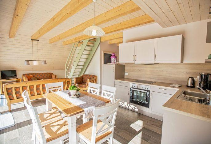 Haus 3 und 4 - Wohnküche