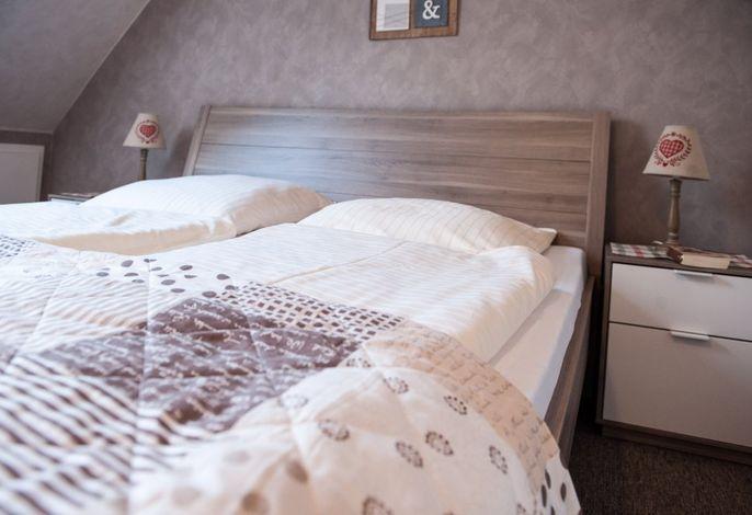 Schlafzimmer Seepferdchen
