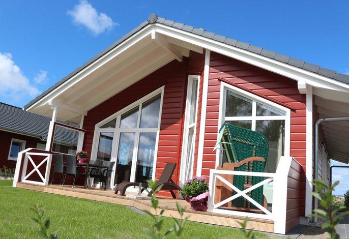 Premium-Wellness-Ferienhaus Austernfischer